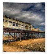 Victoria Pier Fleece Blanket