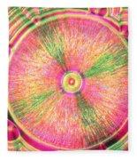 Vitamin C Crystal Fleece Blanket