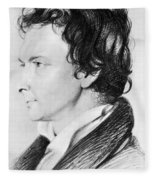 William Hazlitt (1778-1830) Fleece Blanket