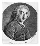 William Pitt (1708-1778) Fleece Blanket