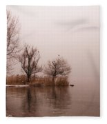 Wintertrees Fleece Blanket