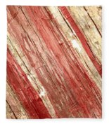 Wood Texture Fleece Blanket