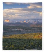 Zion Distant Fleece Blanket