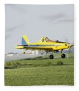 Airplane Fleece Blanket