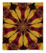 10 Minute Art 120611 Fleece Blanket