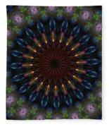 10 Minute Art 120611a Fleece Blanket