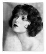 Clara Bow (1905-1965) Fleece Blanket