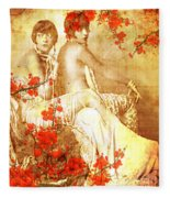Winsome Women Fleece Blanket