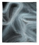 Digital Art Abstract Fleece Blanket