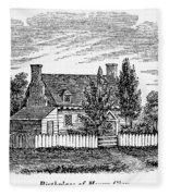 Henry Clay (1777-1852) Fleece Blanket