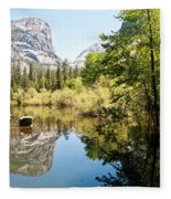 Yosemite Fleece Blanket