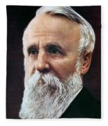 Rutherford B. Hayes Fleece Blanket