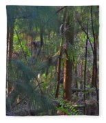 17- Welcome To The Jungle Fleece Blanket