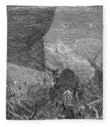 Coleridge: Ancient Mariner Fleece Blanket