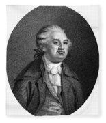 Louis Xvi (1754-1793) Fleece Blanket