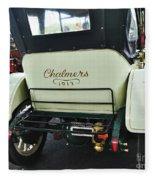 1913 Chalmers - Detroit Fleece Blanket