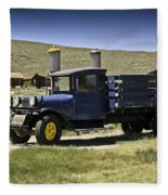 1927 Dodge Graham Bodie Ca Fleece Blanket