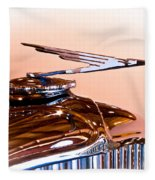 1931 Duesenberg Sj Derham Convertible Sedan Fleece Blanket