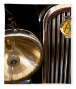 1938 Humber Pullman Mark I Limo Fleece Blanket