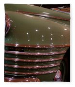 1942 Chrysler Royal Business Coupe Fleece Blanket
