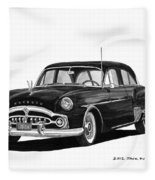 1951 Packard Patrician 400 Fleece Blanket
