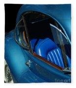 1953 Jaguar 120m Wind Wings Fleece Blanket