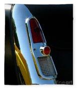 1953 Mercury Monterey Taillight Fleece Blanket