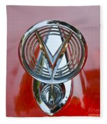 1955 Buick Special Fleece Blanket