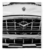 1956 Packard Caribbean Custom Cvt Fleece Blanket