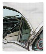 1958 Cadillac Fleece Blanket