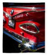 1959 Chevy El Camino  Fleece Blanket