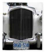 1960 Bentley Front Fleece Blanket