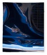 1967 Ford Mustang Shelby Gt500 Fleece Blanket