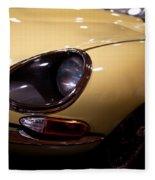 1967 Jaguar E-type Series Fleece Blanket