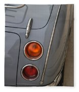 1991 Nissan Figaro Taillights Fleece Blanket