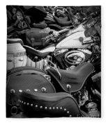 2 - Harley Davidson Series Fleece Blanket