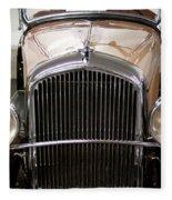 1931 Plymouth Pa Roadster Fleece Blanket