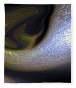 Abstract 3d Art Fleece Blanket