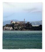 Alcatraz Fleece Blanket