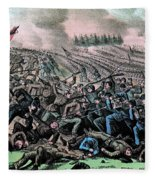 American Civil War, Battle Fleece Blanket