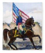 Andrew Jackson (1767-1845) Fleece Blanket