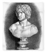 Arminius (c17 B.c.-21 A.d.) Fleece Blanket