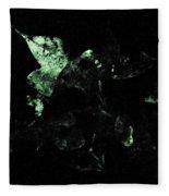 Bioluminescence Fleece Blanket