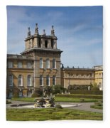 Blenheim Palace Fleece Blanket