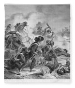 Civil War: Antietam, 1862 Fleece Blanket