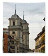 Colegiata De San Isidro Fleece Blanket