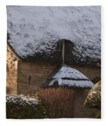 Cottage Fleece Blanket