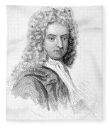 Daniel Defoe (c1659-1731) Fleece Blanket