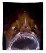 Deep Sea Angler Fleece Blanket