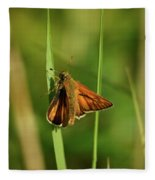 European Skipper  Fleece Blanket